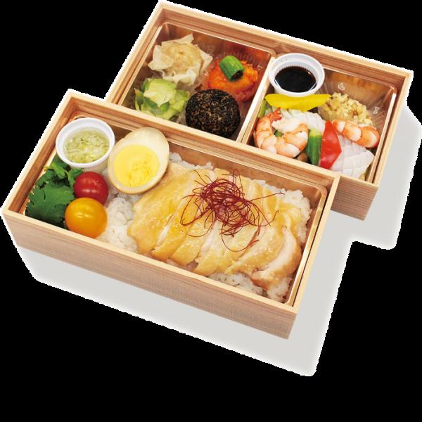 星期菜特製シンガポールチキンライス