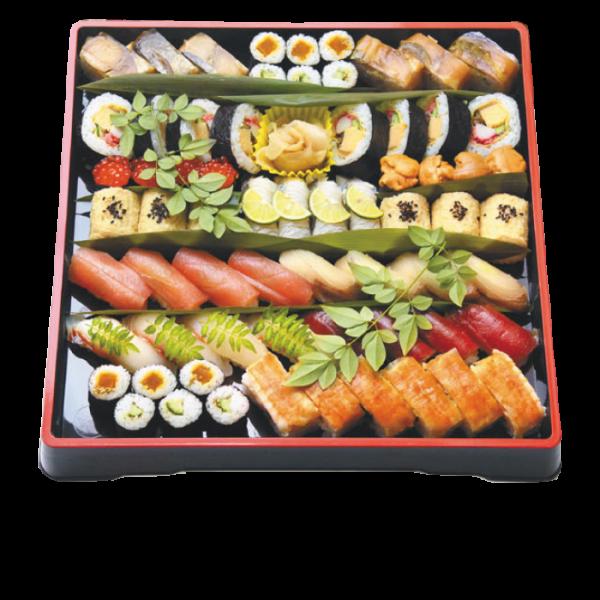お寿司盛合せ 4名様