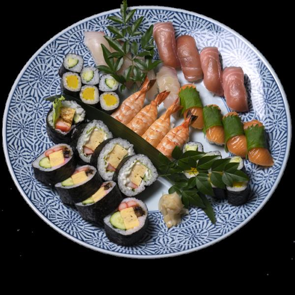 寿司盛り合せ 集(つどい) 3〜4人前