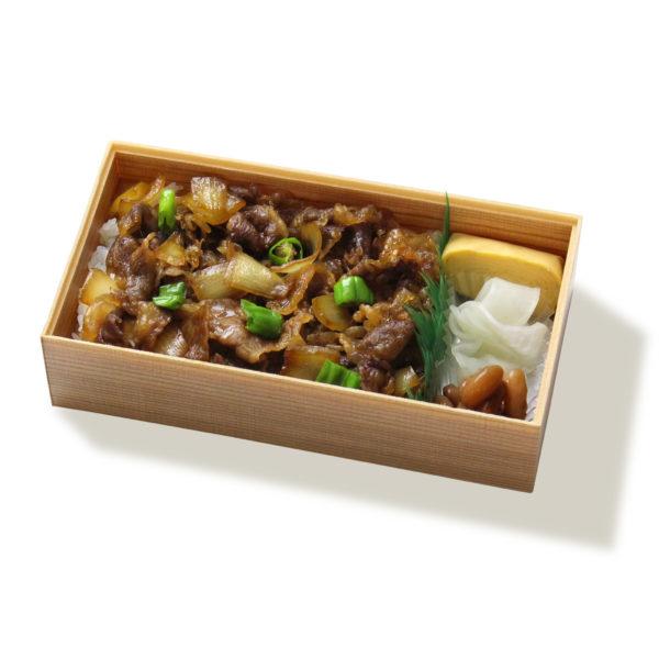 伊万里和牛めし弁当(1段)
